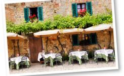Offre Web pour les plus belles terrasses d'été