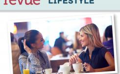 Lifestyle, le supplément tendances de Revue