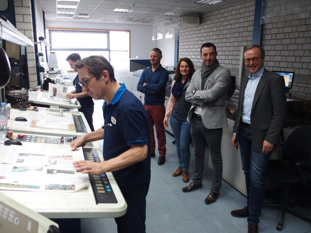 Equipe Espace Medias et Regie.lu