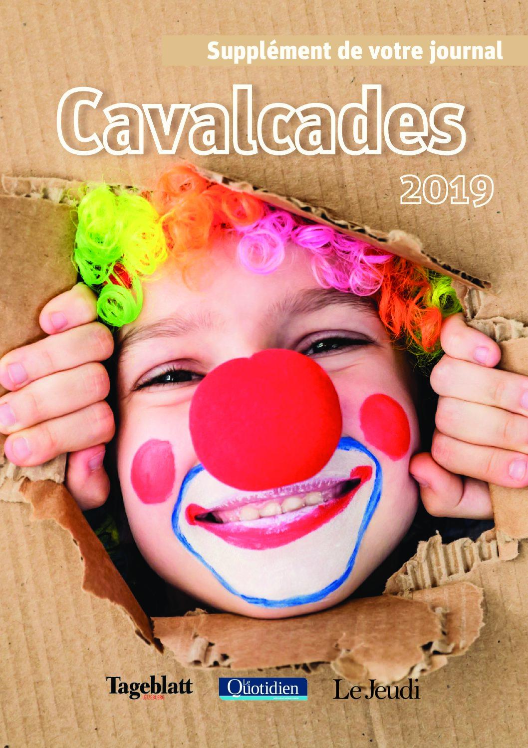 Supplément Cavalcade – TAGEBLATT & LE QUOTIDIEN
